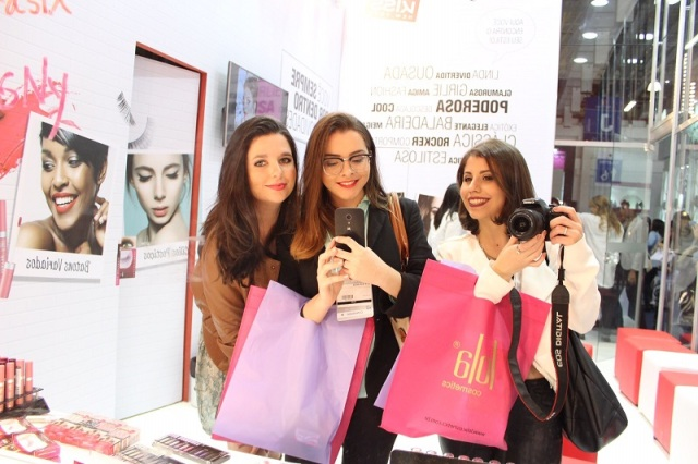 0 kiss new york beauty fair