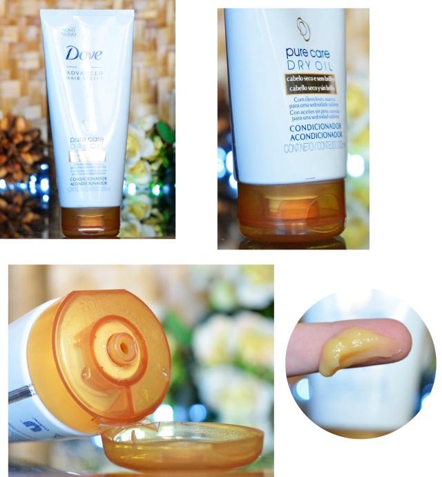 Dove Pure Care Dry Oil (11)