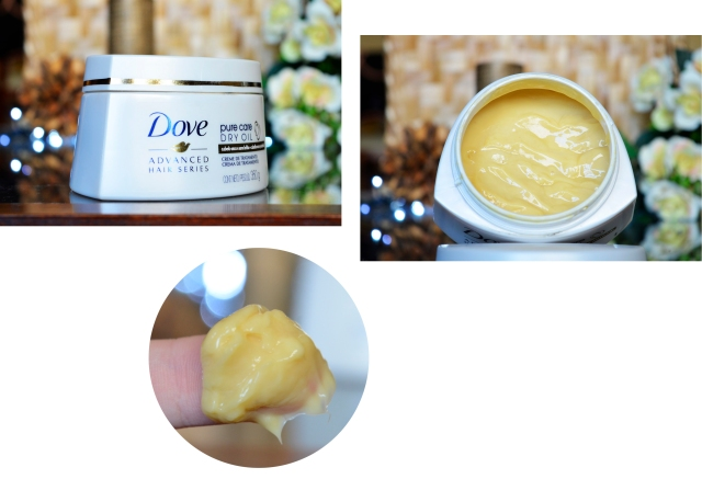 Creme de Tratamento Dove Pure Care Dry Oil (19)