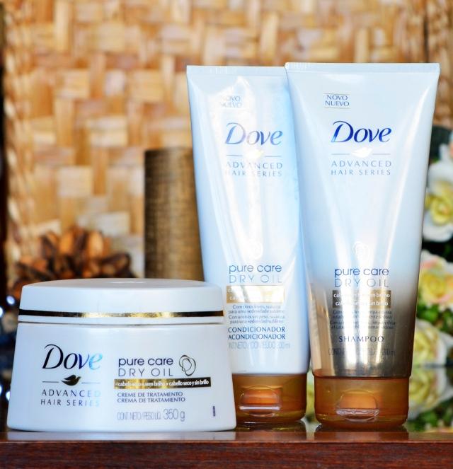 Dove Pure Care Dry Oil (2)