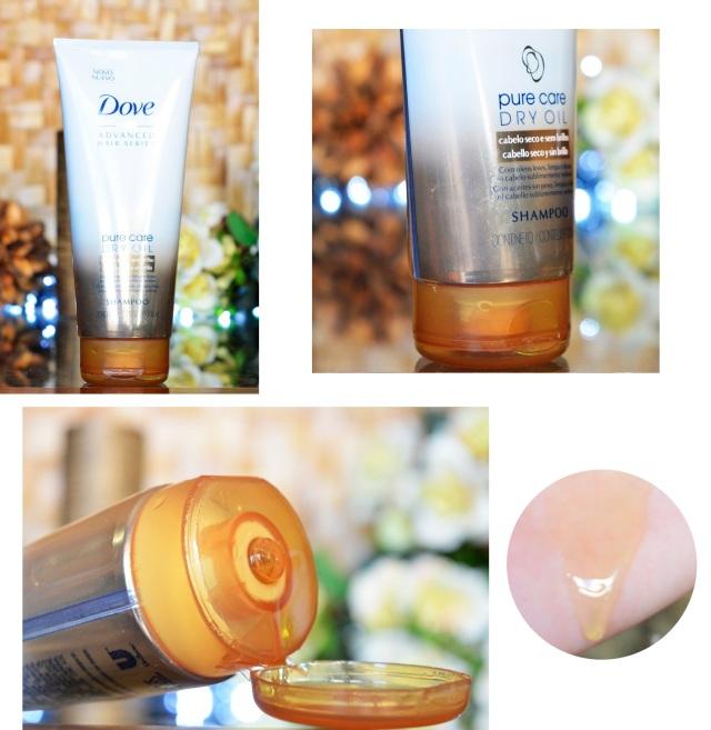 Dove Pure Care Dry Oil (3)