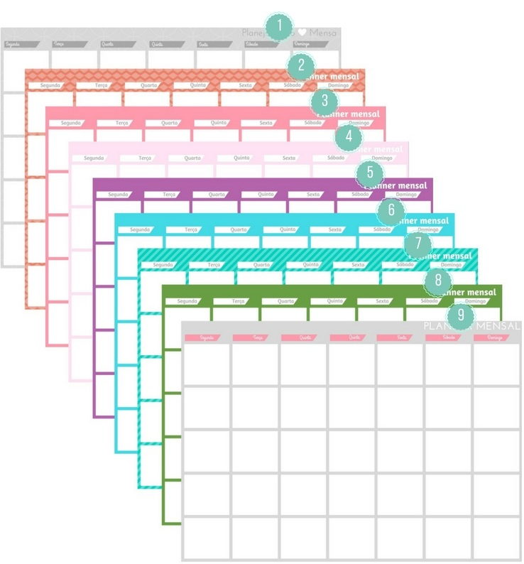 Planner mensal febacci 2